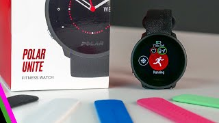 Polar Unite Fitness Watch // All The Details!