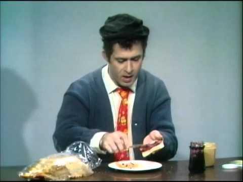 Sesame Street - Buddy and Jim Make A Sandwich (1969)