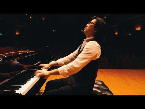反田恭平「悲愴/月光/熱情~リサイタル・ピース第2集」(2018年7月18日発売)ミュージックビデオ