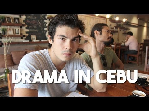 Drama in Cebu! ft. Erwan Heussaff (Traveling the Philippines)