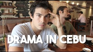 Drama in Cebu! ft. Erwan Heussaff (Traveling the Philippines)