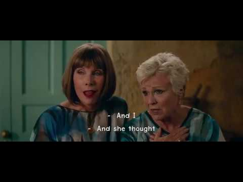 Mamma Mia! Here We Go Again - Angel Eyes (Lyrics) 1080pHD