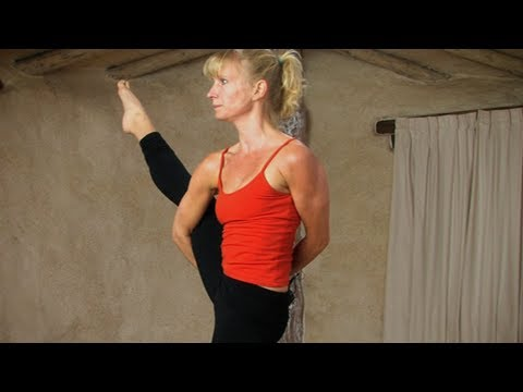 Yoga sequence to Bird of Paradise Pose