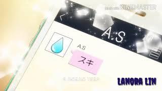 Аниме клип - Маленький секрет !!!