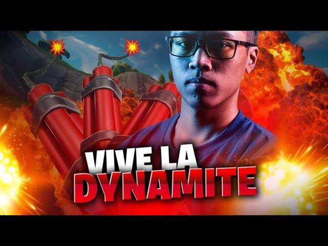 MON ITEM PREFERE: VIVE LA DYNAMITE !!