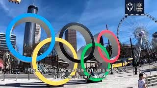 La ciudad de Atlanta, conocida como la Capital del Sur. Conoce varios de sus lugares más emblematicos.