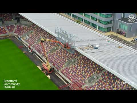 Brentford Community Stadium - update