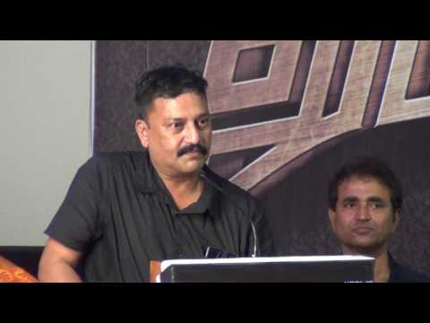 Abhishek Shankar at Thupparivaalan Movie Teaser launch