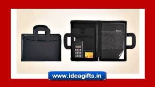 Leather Folders, Compendiums And Business Planners Manufacturers By Idea Gifts.