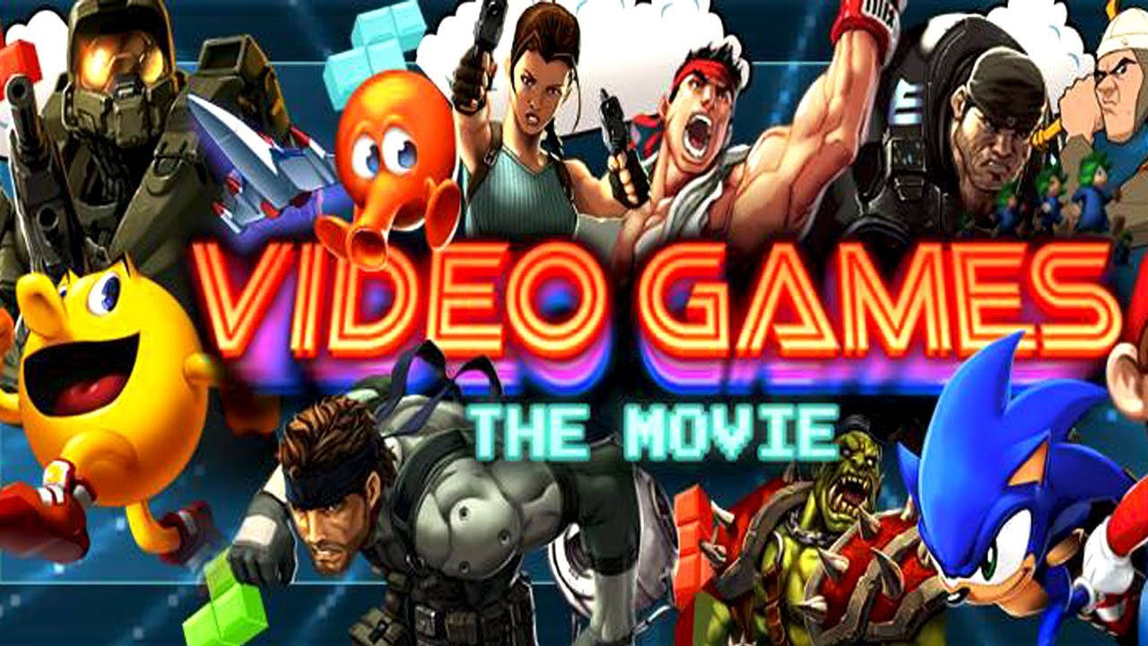 VIDEO GAMES : THE MOVIE Trailer (2014) - YouTube