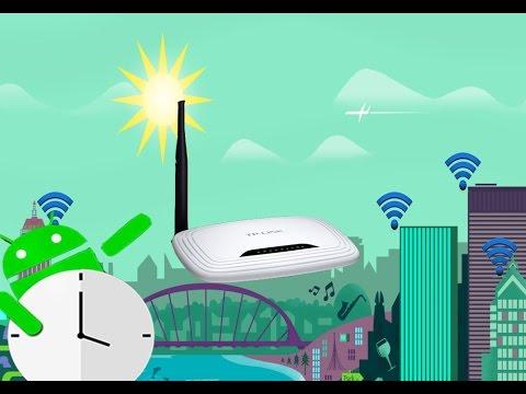 Como configurar el router TP-LINK TL-WR740N como repetidor