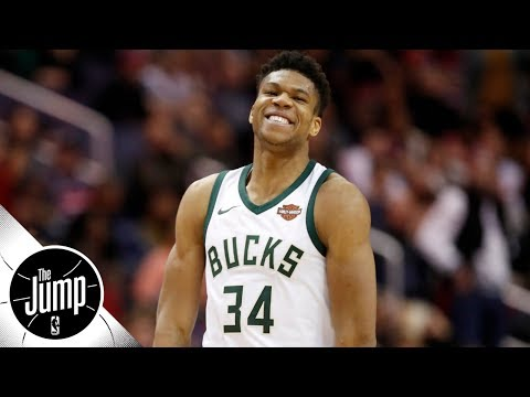 Bucks - When Giannis Antetokounmpo can shoot threes, look out, NBA