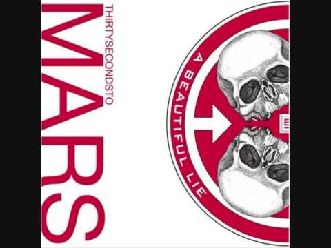 30 Seconds To Mars - From Yesterday (Lyrics)
