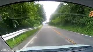 (車載動画)伊那市みはらしファームから松川町鶴部交差点まで thumbnail
