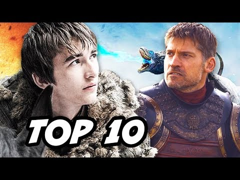 Download Youtube: Game Of Thrones Season 8 - Bran Stark Jaime TOP 10 Q&A