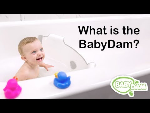 Save Water with BabyDam!