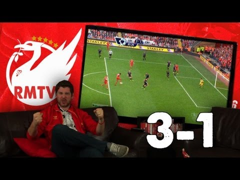 Liverpool 3-1 Crystal Palace: Suarez, Sturridge and Stevie Seal Reds Win (Uncensored Match Reaction)