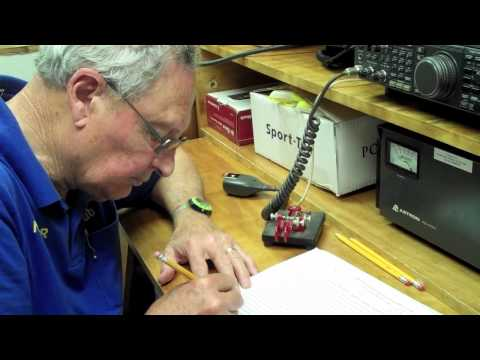 Ham radio is both a hobby and a service
