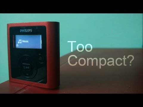 Best Compact Music Player By Philips | Full Review & Overview