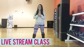 Dance Fitness with Jessica Live Stream Class