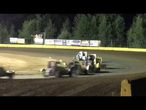Paul Richards Hamlin Speedway 8-5-17 Rookie 600
