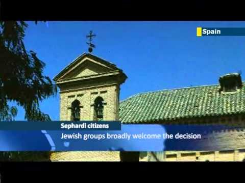 Sephardi Jews Spanish passport claims to be fast-tracked