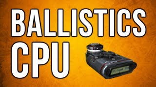Black Ops 2 In Depth - Ballistics CPU Attachment Tests