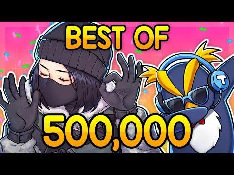 BEST OF 500,000 MONTAGE! - Rainbow Six Siege