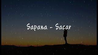 Sacar (Lil Buddha) - Sapana   Lyric video