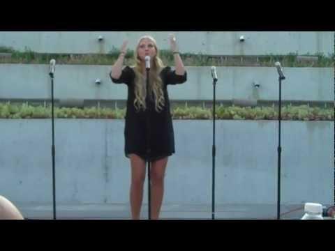 Veronica Dunne singing Alto's Lament