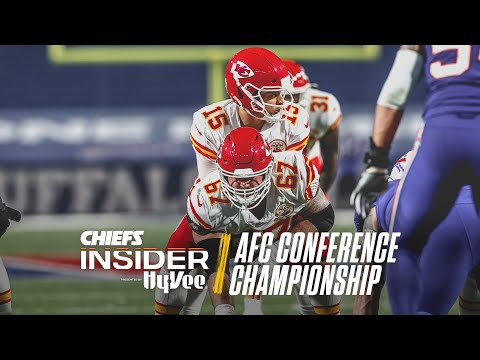 Prepare for the AFC Championship vs. Bills | Hy-Vee Chiefs Insider