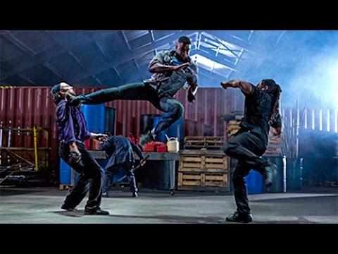 Download Michea Jai White (FALCON) Three vs One final fight scene HD