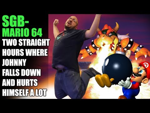 Best of SGB- Mario 64 compilation