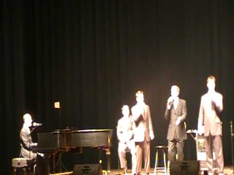 Legacy Five- Wedding Music- Scott Fowler tries his hand at tenor!