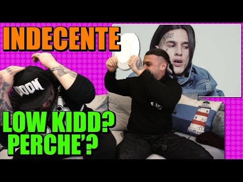 (finita male) YOUNG SIGNORINO - DOLCE DROGA prod. LOW KIDD | REACTION | ARCADE BOYZ
