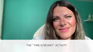 "THE ""TIME IS MONEY"" ACTIVITY"