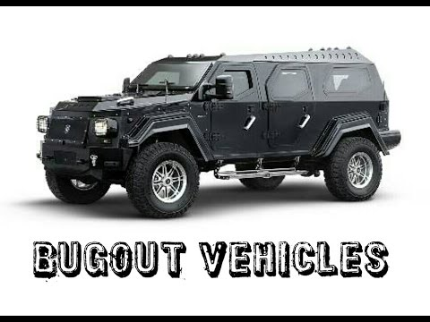 SHTF: What is the Best Bug Out Vehicle For You? | Canadian Prepper