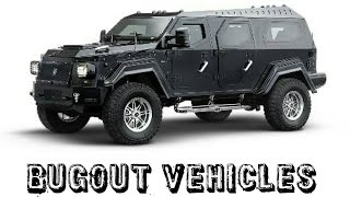 SHTF: What is the Best Bug Out Vehicle For You?   Canadian Prepper