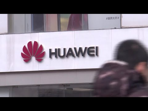 Business daily - Trump says trade deal with China could include Huawei