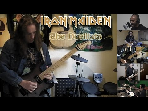 Iron Maiden - The Duellists full cover collaboration