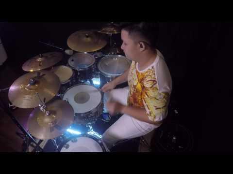 Kenny Eliezer - Pesta By Isyana Sarasvati (Drum Cover)