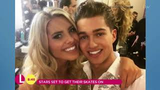 Mollie King Feels She Could Never Do Dancing on Ice | Lorraine