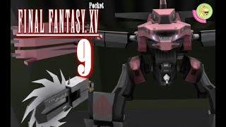 #9 Infiltration der imperialen Blockade | Let´s Play: FINAL FANTASY XV POCKET EDITION [Android]