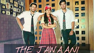THE  JAWAANI  Song Wollywood dance cheoregraphy l easy dance choreography l  By SDA