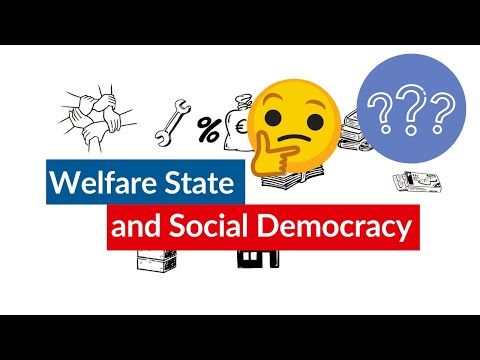 Welfare State and Social Democracy