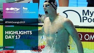 Highlights - Day 17 | FINA World Championships 2019 - Gwangju