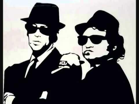Blues Brothers - Think (lyrics)