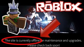 THIS ROBLOX HACKER SHUTDOWN ALL OF ROBLOX!!!! (Roblox Mysteries)