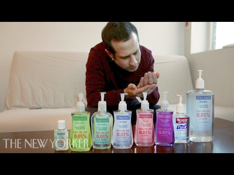 The Hand Sanitizer | Shorts & Murmurs | The New Yorker