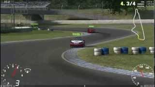 Live for Speed - Blackwood XRG 1:33.63